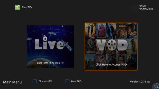 China 1year USA Eutv IPTV Lifetime Package Subscription 3000+