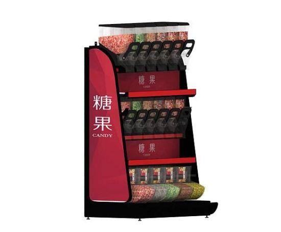 2018 Supermarket Shelf Food Display Rack Shelving Supermarket Furniture for Retail Stores