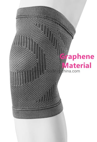 Breathable Basketball Graphene Compression Support Knee Brace