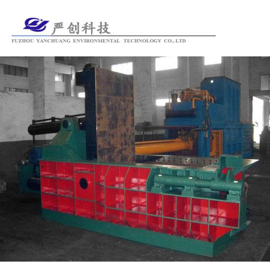 Scrap Steel Metal Baler/Baling Press Machine