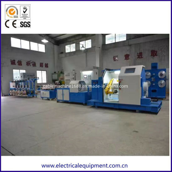 1250mm Cantilever Cable Bunching Machine pictures & photos