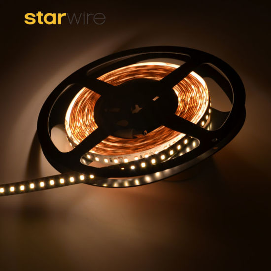 Factory Directly IP20 SMD2835 Flexible LED Strip for Hotel pictures & photos