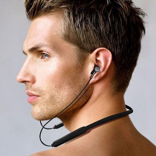 Wholesale Fashion Long Standby Time Sport Neckband Wireless Headphone