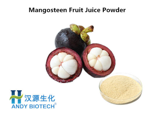 100% Natural Mangosteen Fruit Concentrate Powder