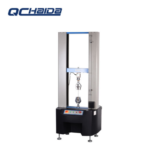 Universal Testing Instruments for Plastic Tensile Strength Testing Machine pictures & photos