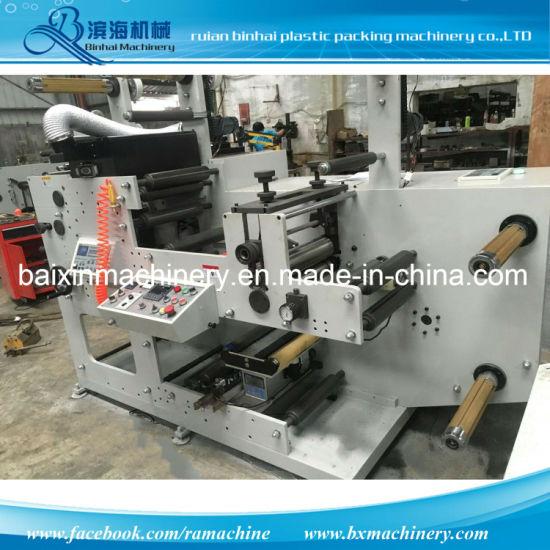Flexographic Offset Printing Machine Printing Coupon/Receipt