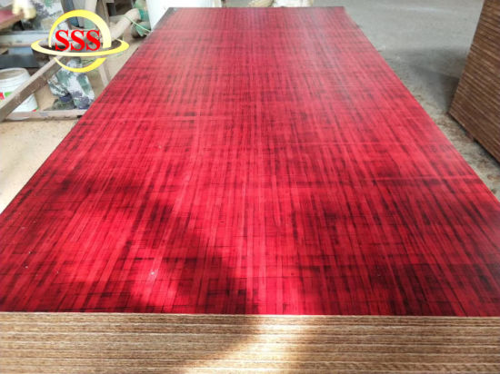 Marine Plywood of Container Depot Repair Spare Parts Factory From China