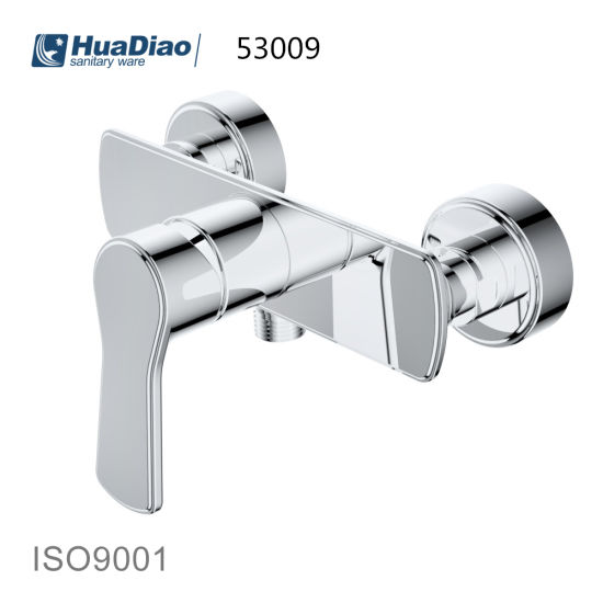 High Quality Chromed Bath Shower Mixcer Faucet for Bathroom Fitting
