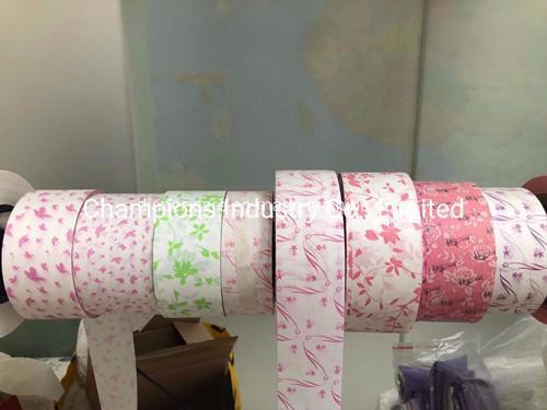 Release Paper for Making Sanitary Napkin