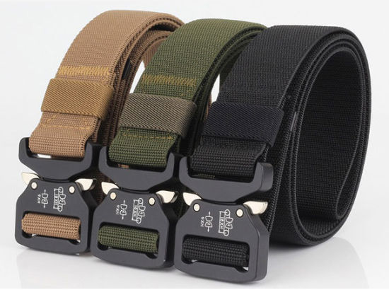 Wholesale Fashionable Nylon Webbing Belts