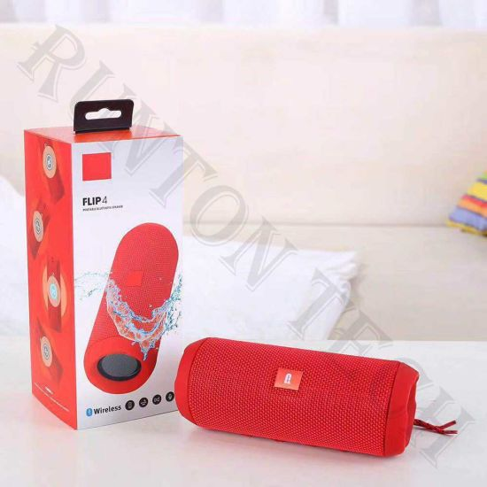 Best Flip 4 Portable Wireless Music Audio Waterproof Bluetooth Speaker