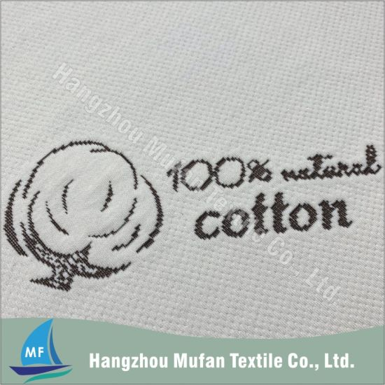 Organic Cotton Mattress Ticking Fabric/Pillow Fabric