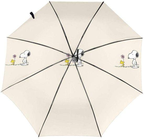 Windproof Travel Umbrella Snoopy-the-Christmas-tree Compact Folding Umbrella Automatic Open//Close