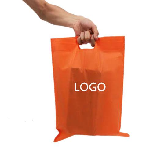 Cheap D-Cut Non Woven Shopping Bag