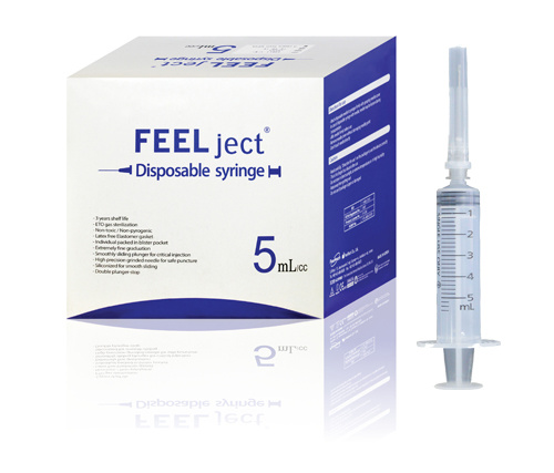 Vaccination Automatic Syringe with CE ISO GMP TUV