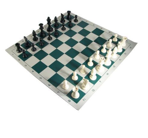 PVC Portable International Chess Soft Board pictures & photos