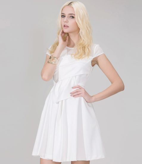 New Fashion Cocktail Formal Evening Prom Gown Party A-Line Dress