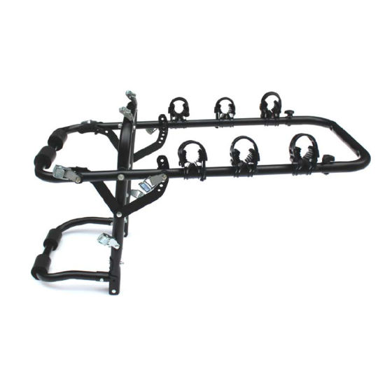 Universal Steel Roof Rack Car Rear Bike Carrier (8311A)