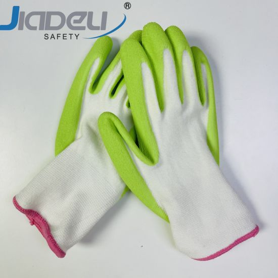 Non-Slip Breathable Soft Comfortable Planting Gardening Work Guantes Work Labor Protection Gloves