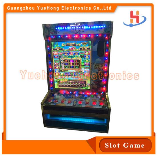 Jackpot High Percentage Multi Game Lottery Gaming Game Machine