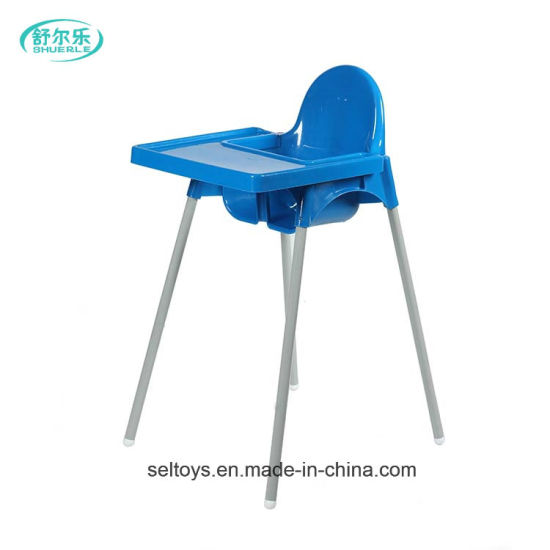china colorful baby eating food sitting small pp plastic chair