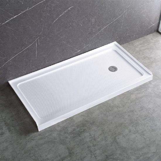 Bathroom Glass Door Bathroom Accessories Wholesale Shower Pans Custom Shower Tray 60*36 in