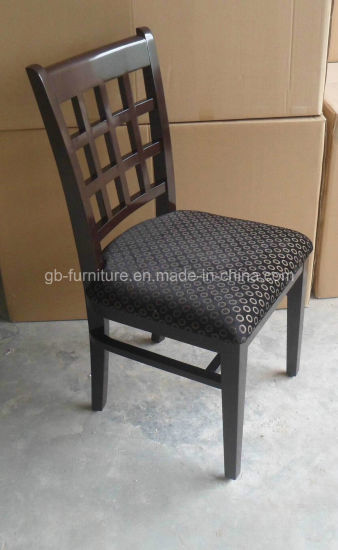 Solid Wood Restaurant Furniture Chair pictures & photos