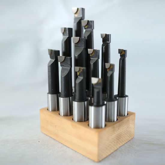 6mm High Quality Wooden Stand Gobalt HSS Boring Boring