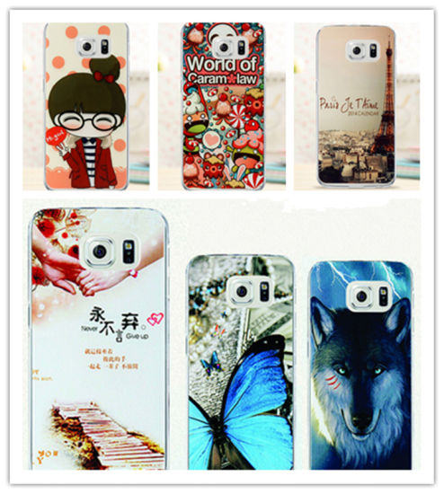 New Hard PC Cell Phone Case Cover for Samsung S6/S6 pictures & photos