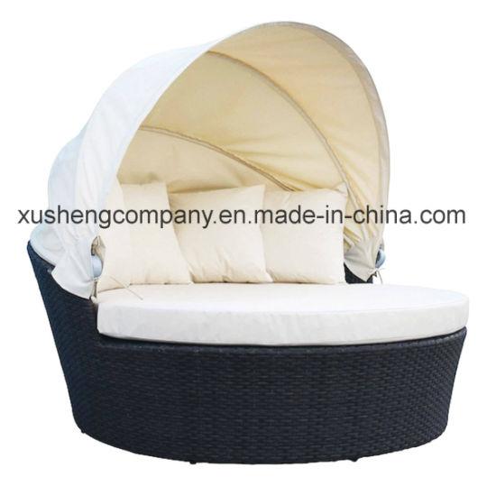 Amazing China Bentley Garden Luxury Rattanm Day Bed China Rattan Evergreenethics Interior Chair Design Evergreenethicsorg