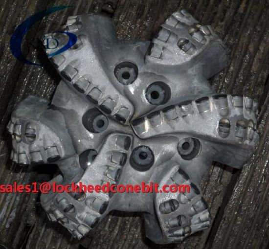 6 Blade PDC Drill Bit Second Hand pictures & photos