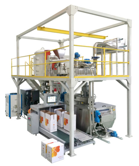 High Quality Powder Coating Production Line