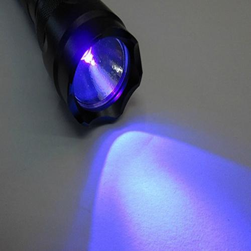 LED UV Flashlight 365nm 3W
