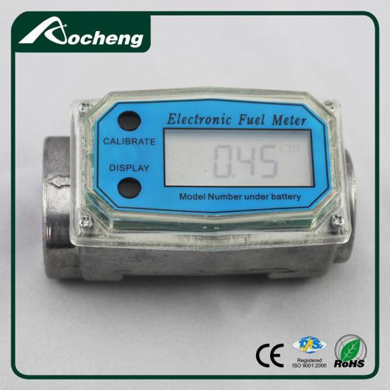 Tubine Flow Meter of Electronic Fuel Flowmeter