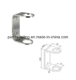 Stainless Steel Handrail Fitting / Railing Bracket / Side Fix Glass Bracket pictures & photos