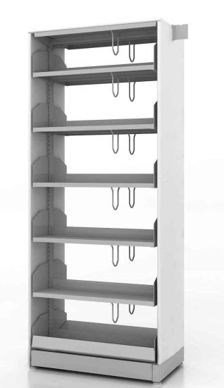 metal library bookshelves quest economical design - Metal Library Bookshelves