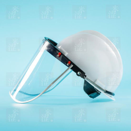 Semi, Anti Fog Outdoor Screen Face Shield Protection Face Shield for Helmet