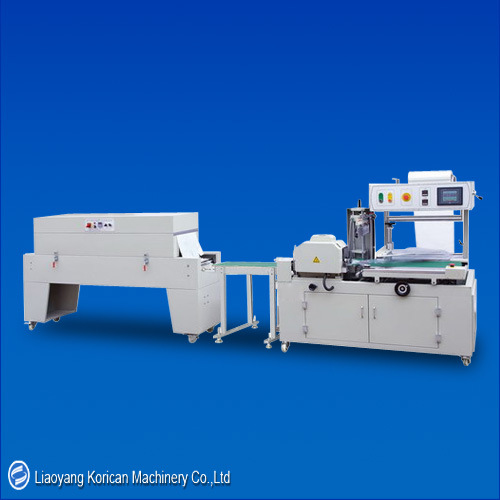 (KB-350) Automatic Side Sealing & Shrink Packing Machine/Shrink Wrapper pictures & photos