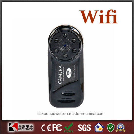 6 Night Light Mini Hidden Sport Camera with WiFi Function