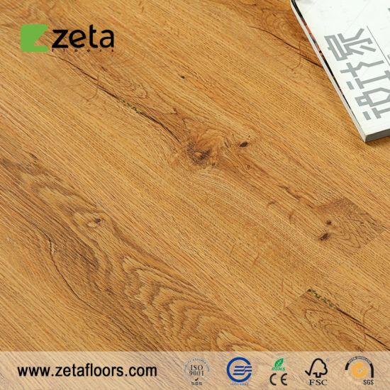 China Fire Resistant Idoor Plastic Wood Flooring Home Depot