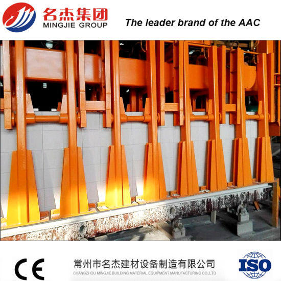 4.2 Mould Fully Automatic Autoclaved Aerated Concrete Equipment Sand Lime pictures & photos