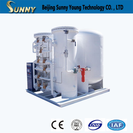 Factory Price Industrial Oxygen Generator Cylinder Filling Plant pictures & photos