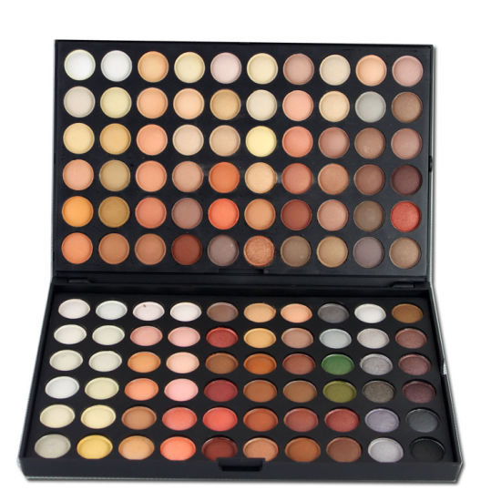 120 Color No Logo Cosmetics Eyeshadow Weclome OEM Order Private Label Eyeshadow Palette pictures & photos