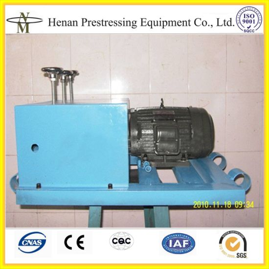 Cnm-Csj PC Strand Pusher Machine