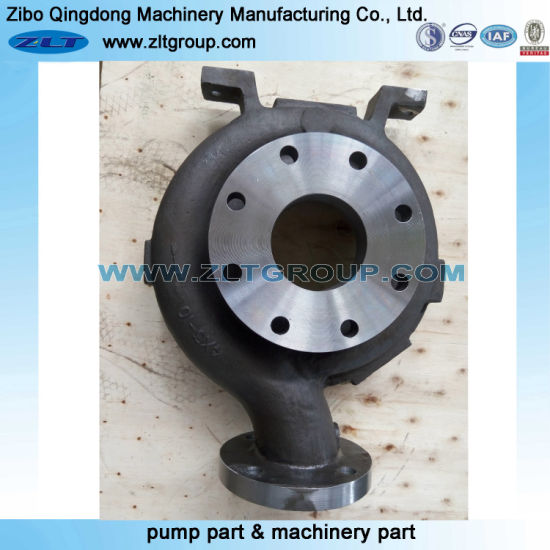 ANSI Chemical Process Durco Pump Mark III Centrifugal Pump Parts in CD4/316ss Stainless Steel