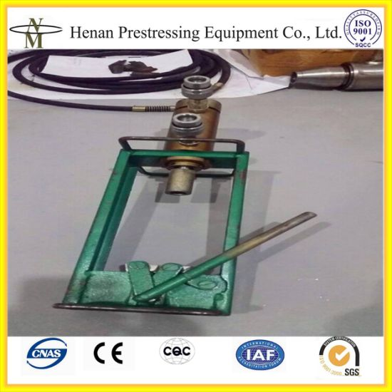 Building Construction of Cnm Yh30 Post Tensioning Onion Jack