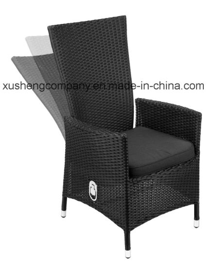 Wicker Rattan Outdoor Rattan Chaise pictures & photos
