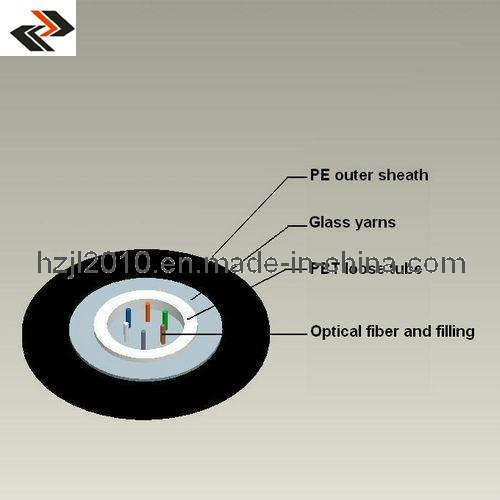 Fiber Optical/Fiber Optic/Fiber Optical (GYXTY with Glass Yarns) Cable pictures & photos