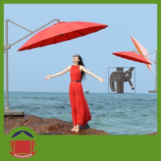 China Wholesale Outdoor Sun Garden Parasol Umbrella China Umbrella