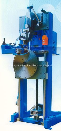 Automatic High Frequency Induction Welder for Diamond Saw Blade Welding Machine